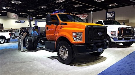 Ford Trucks at the 2016 NTEA Work Truck Show_01