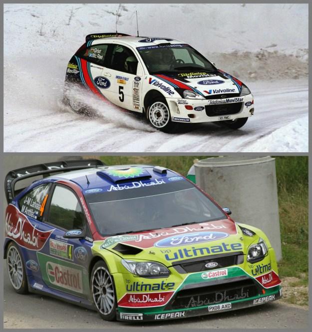 rally race