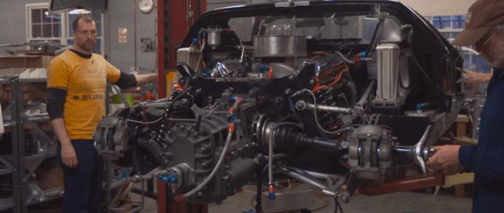 Ford GT40 Restoration 3