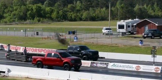 f150 f250 race
