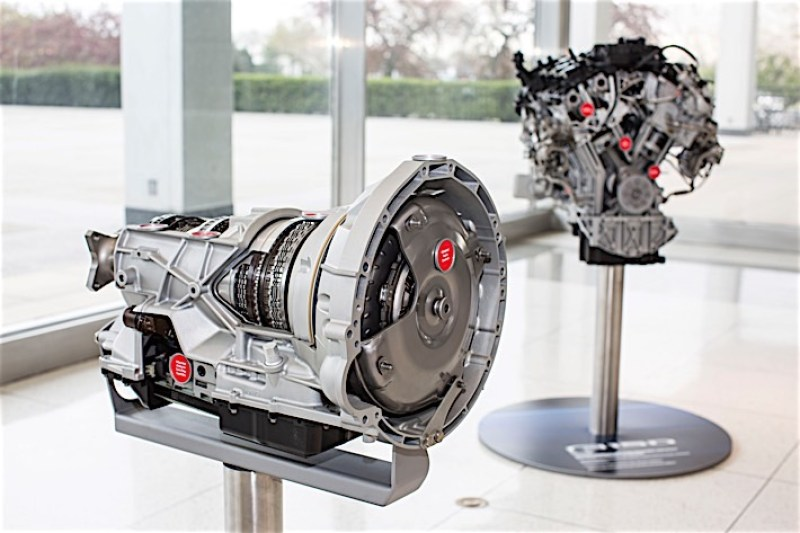 3.5-liter EcoBoost engine and 10-speed transmission