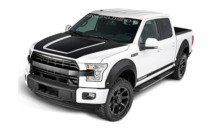 New Ford Trucks >> Roush Mickey Thompson S New Ford F 150 Ford Trucks Com