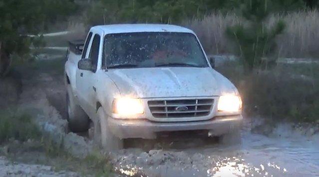 ranger deep mud