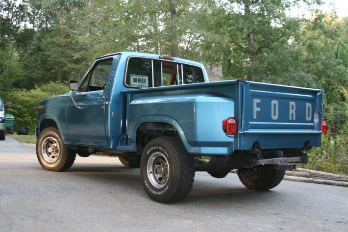 Fords from the 1980s 8