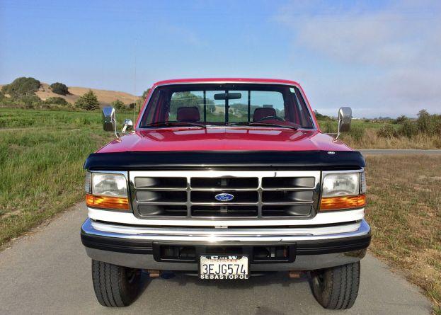 1993 Ford F-250 Ford-Trucks 6