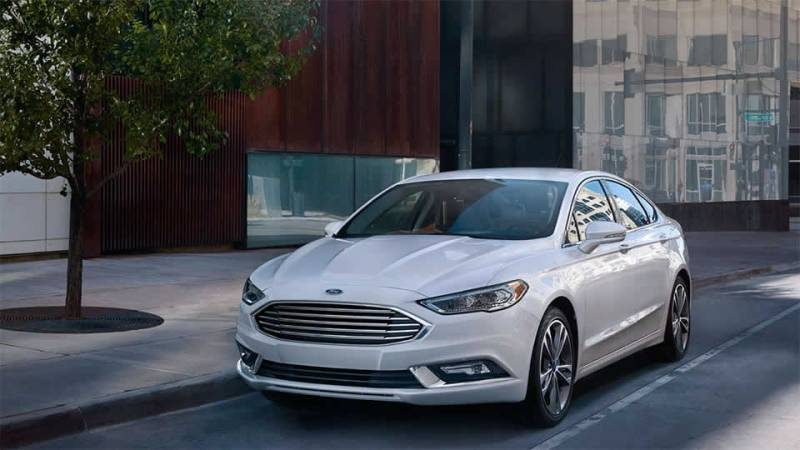 2017 Ford Fusion and Escape Audio Ford-Trucks 1