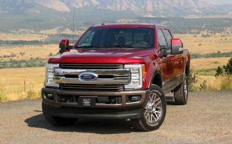 2017 Ford Super Duty Ford-Trucks 29