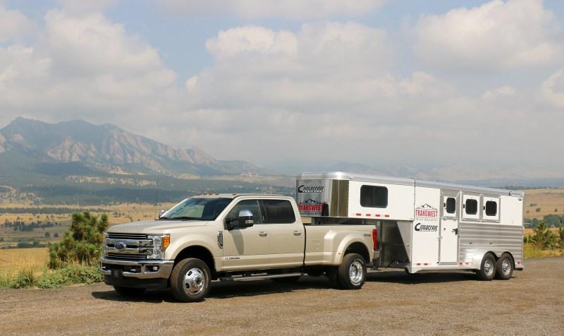 2017 Ford Super Duty Ford-Trucks 33