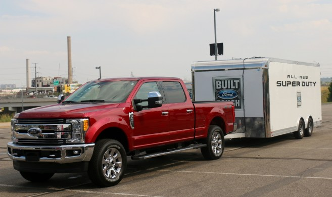2017 Ford Super Duty Ford-Trucks 4