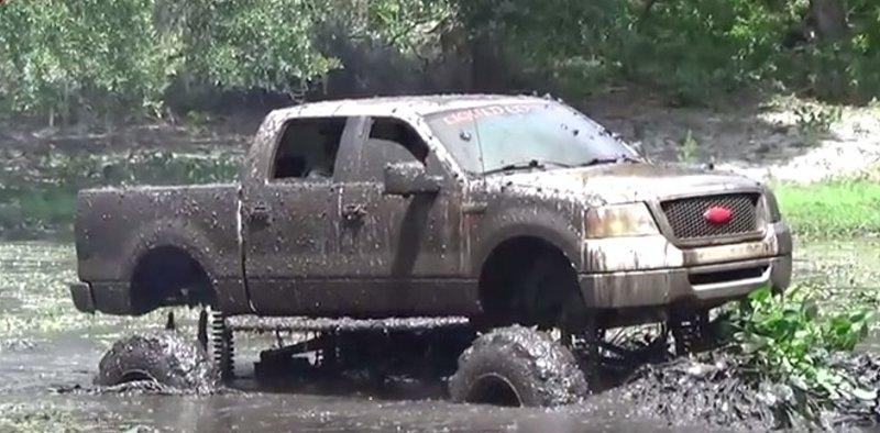 f150 fla mud
