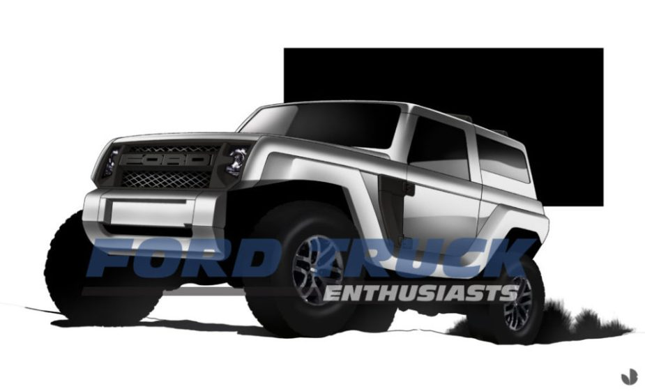 Hybrid Bronco