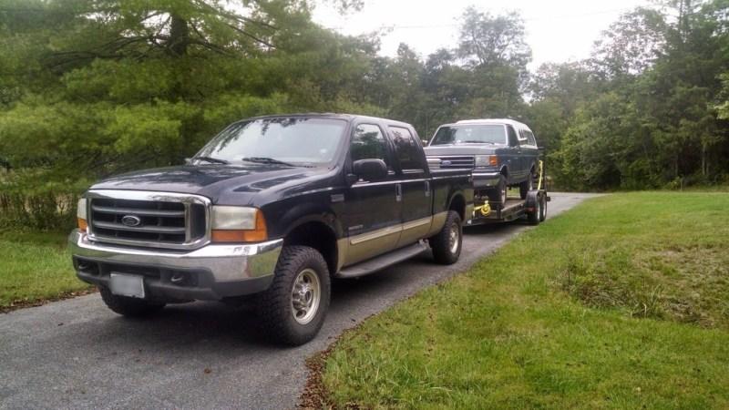 build thread ford truck