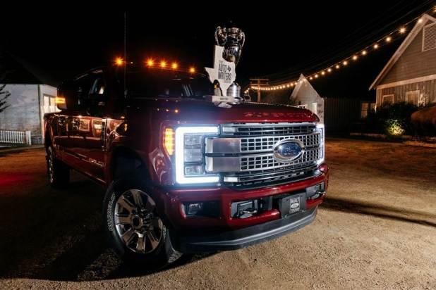 Super Duty Earns 13th Truck of Texas Award