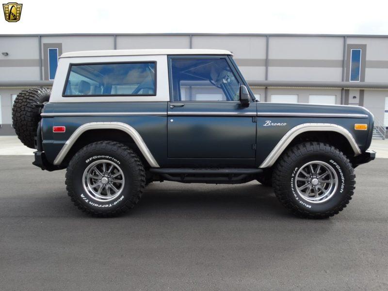 1974 Bronco