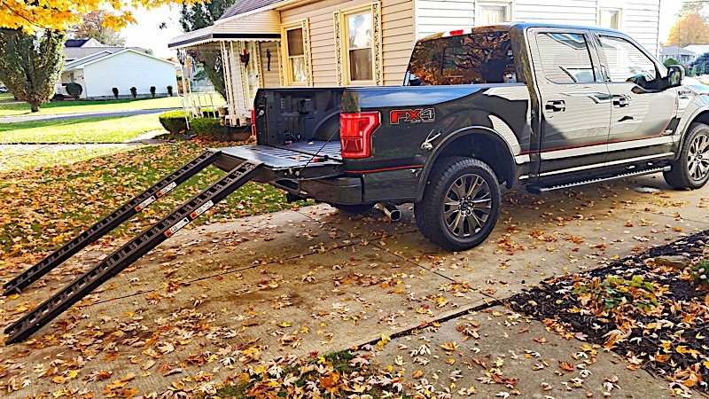 Ford Explorer Sport Trac 2016 >> Deep Dive: Ford's Stowable Loading Ramps for the F-150