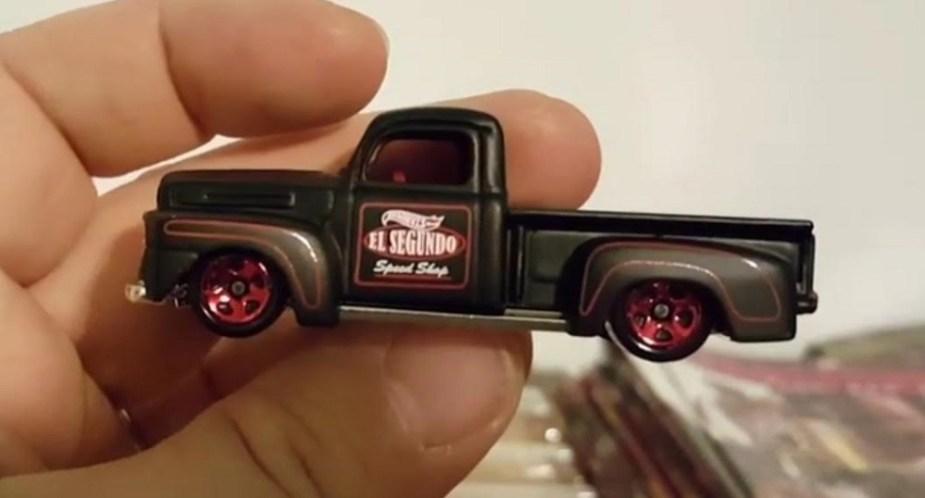 Ford Truck Hot Wheels