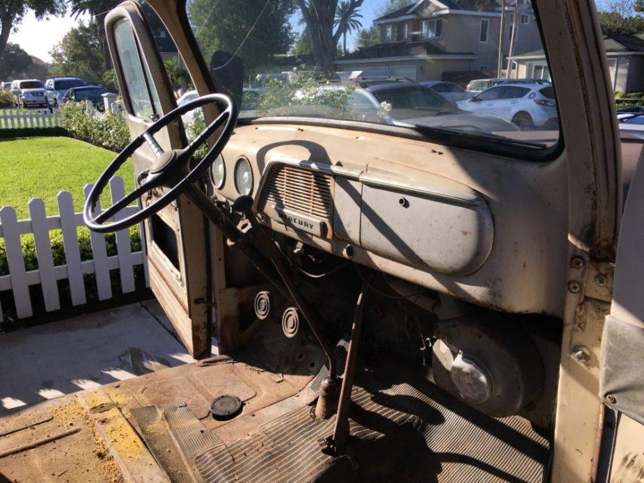 Ford Mercury M3