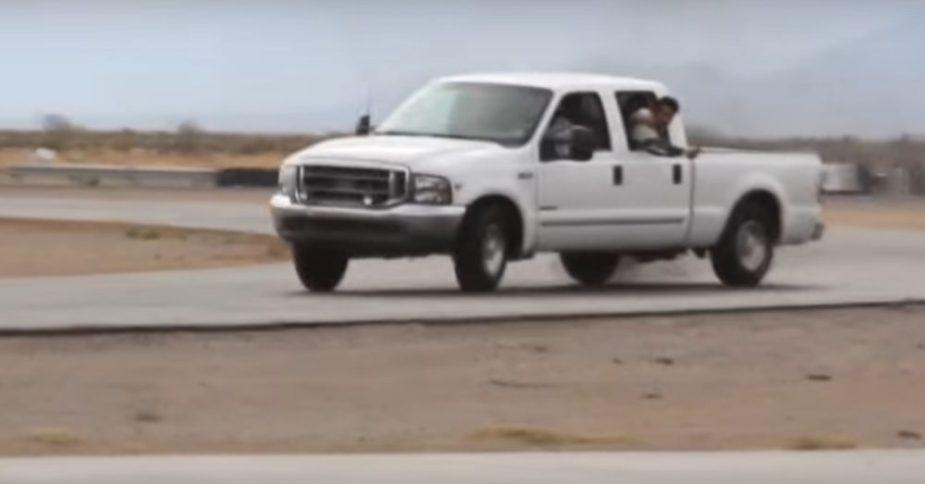 Diesel Drifting