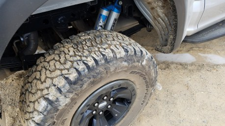 Ford Raptor (tire) - photo 3