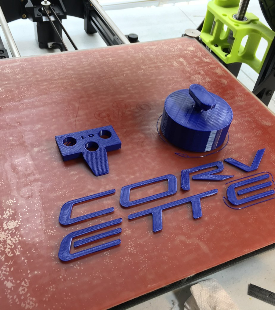 Ford - 3D printing