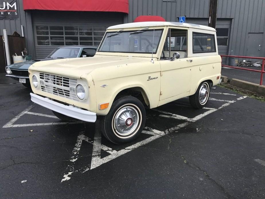1968 Bronco
