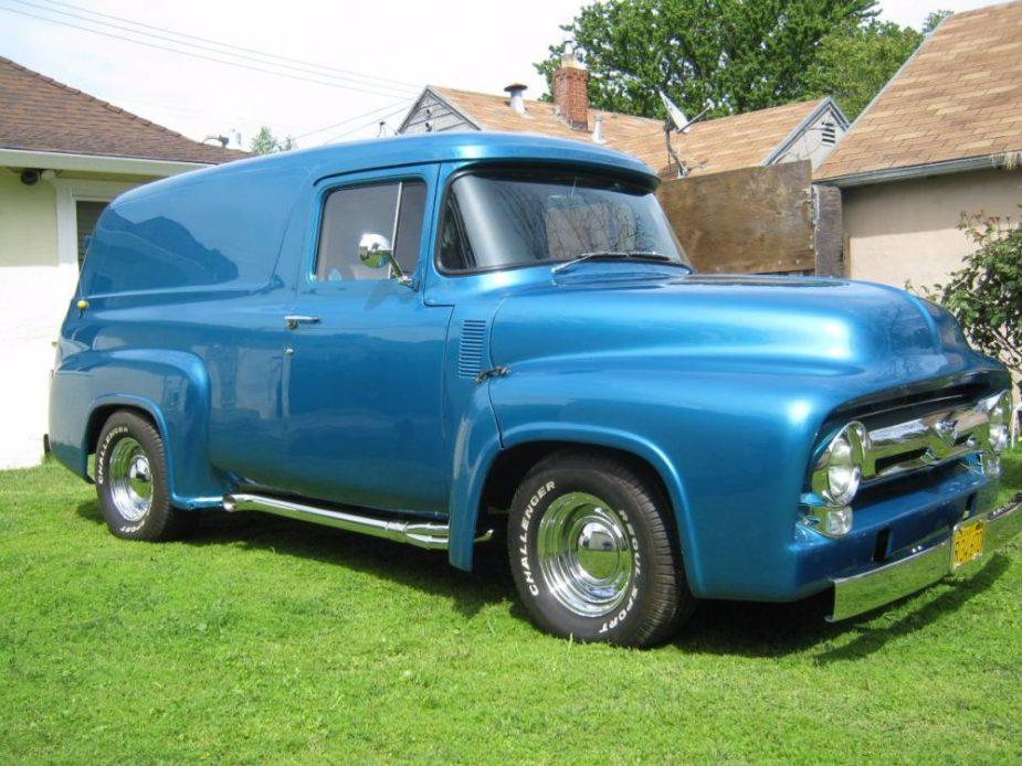 panel truck