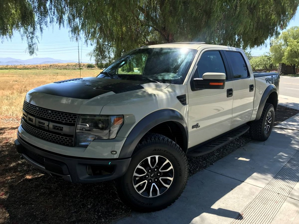 Would You Buy a Ford Raptor With 158K Miles? - Ford-Trucks com