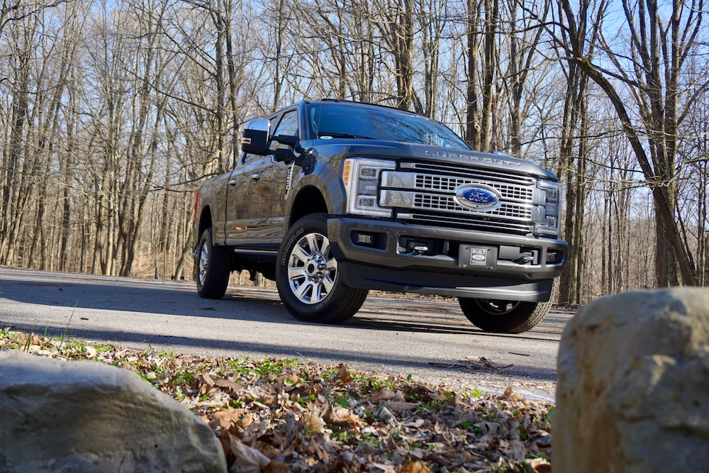 Fte Review 2017 Ford F 250 Super Duty Platinum Ford Trucks Com