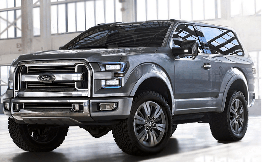 a v8 powered, manual, lifted, jeep slaying 2020 ford bronco? ford