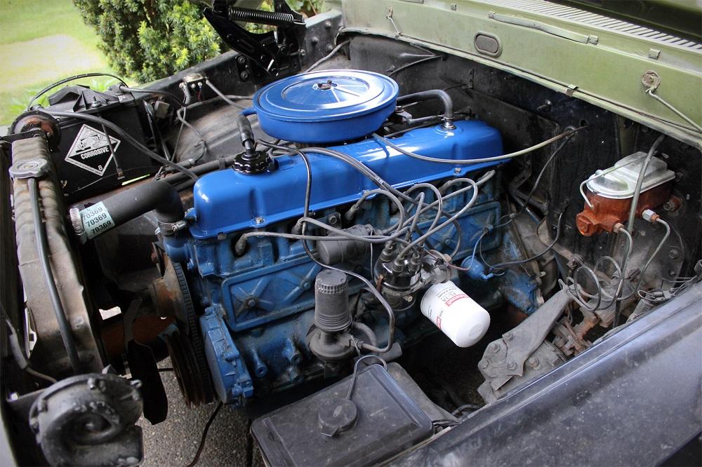 The Ford 300 I6 Belongs In The  U0026 39 Engine Hall Of Fame U0026 39