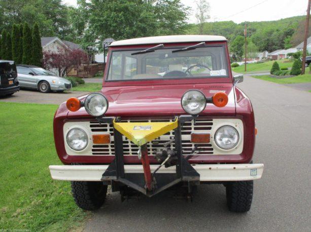 1971 Bronco