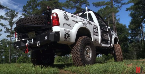 F-250 Super Duty Trail Slayer