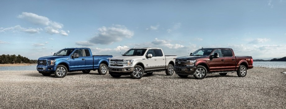 2018 Ford F-150 Redesigned