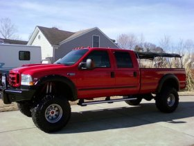 Ford - lifted trucks