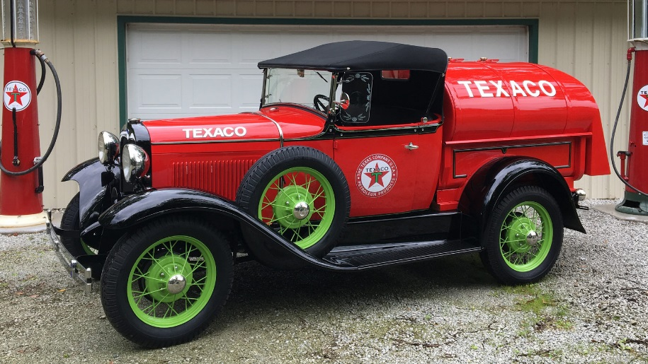 Ford Model A Truck Mecum