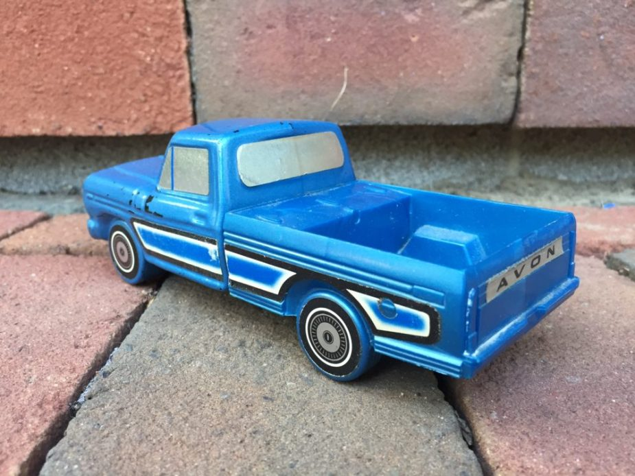 1973 Ford F-100 Aftershave