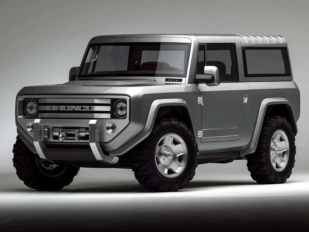 2015 Ford Bronco Fan Made Commercial Throwback Thursday Ford