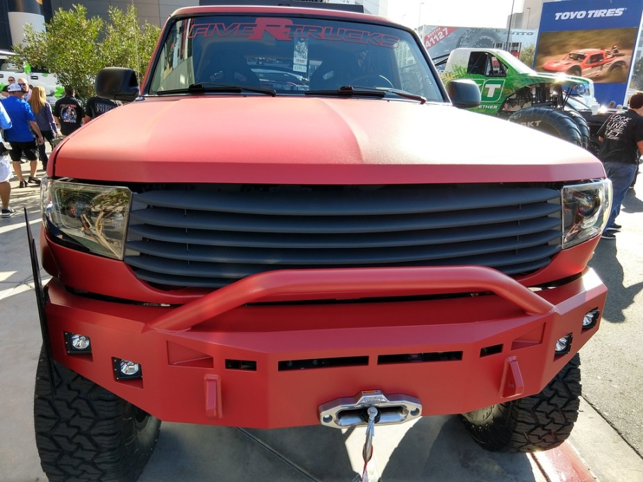 Ford Truck Enthusiasts - On the Scene at SEMA