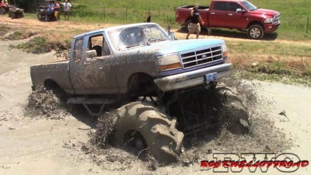 Ford Monster Truck