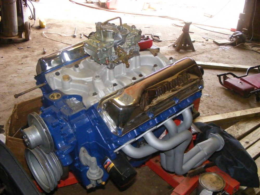 Best Engine for a 1978 Ford F-150 Build? - Ford-Trucks com