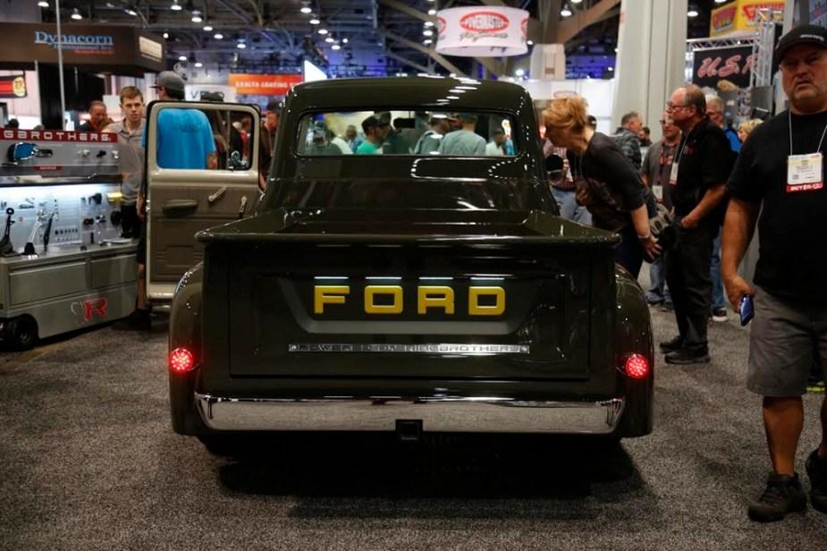 FTE - Ford F-100 - SEMA 2017