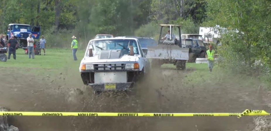 Ranger Mud Racer