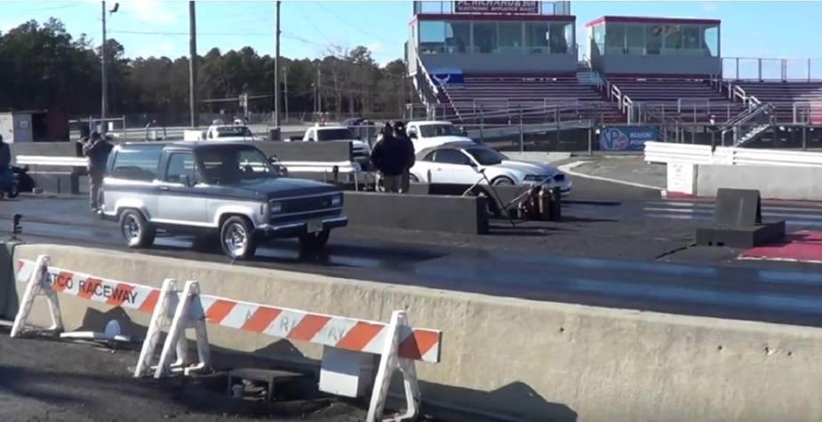 Bronco Race Rig