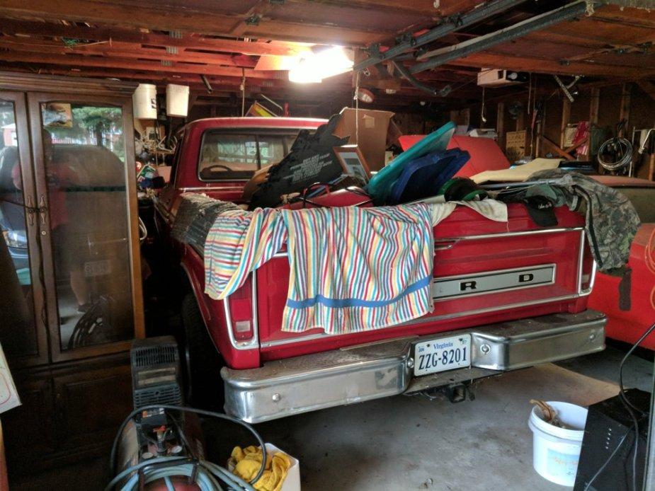 1979 F-150 in the Garage