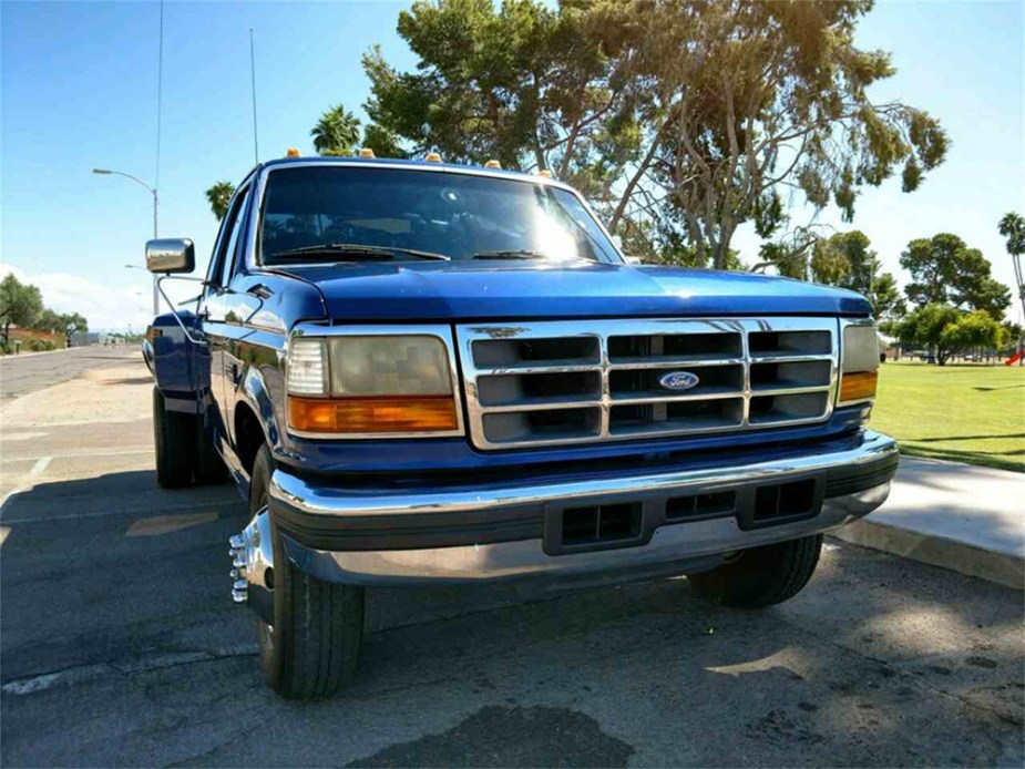 1997 Ford F-350 Long Bed