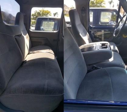 1997 F-350 New Seats