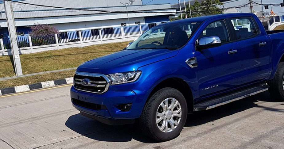 2019 Ford Ranger Limited Front