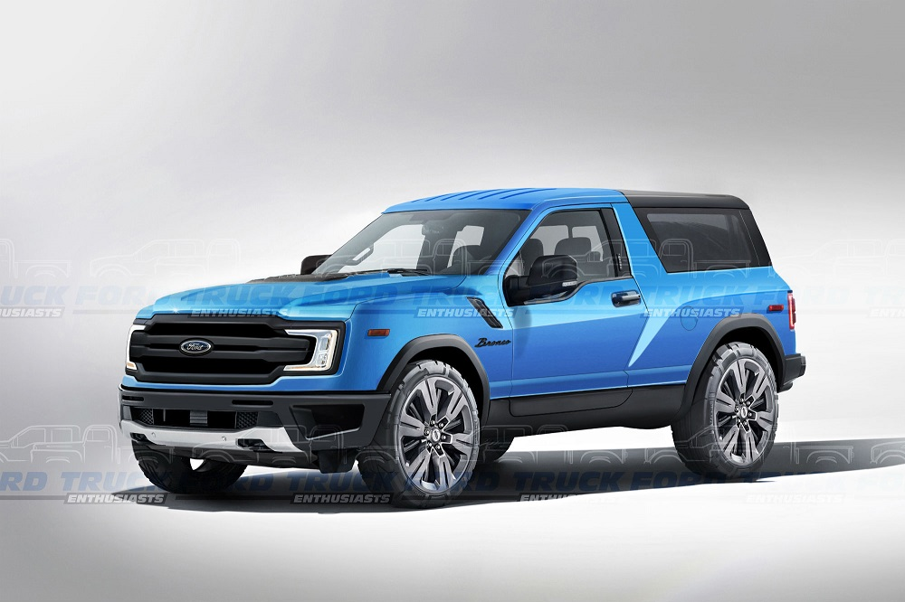 Here's The 2020 Ford Bronco You Want!