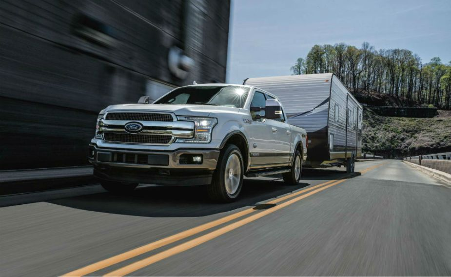 Ford F-150 Power Stroke 3.0L Diesel