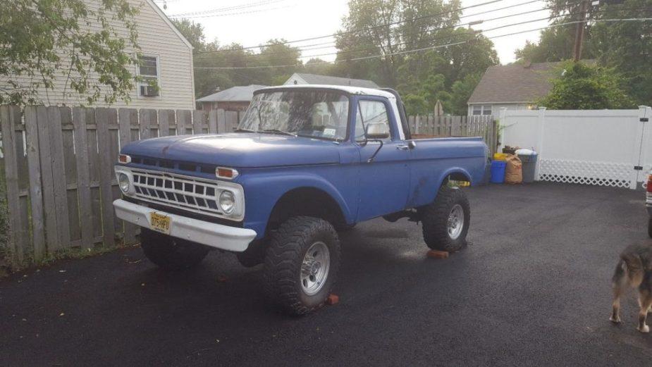 Ford Unibody 4x4